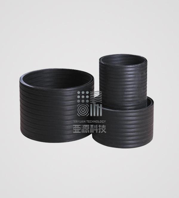 HDPE中空缠绕管_塑料检查井井筒_塑料排水管