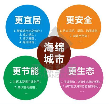 郑州申请海绵城市建设下雨蓄水建议在行动